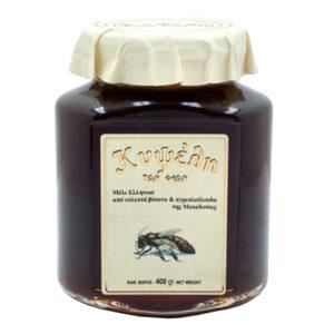 Ελληνικό Μέλι Μακεδονικής γης Κυψέλη 400g