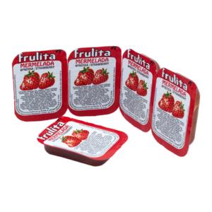 Mermelada Frulita Φράουλα Μερίδα 20g